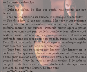 amor, damon, and elena image
