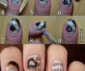 amazing, cool, and nails image