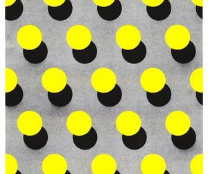 background, yellow, and pattern image