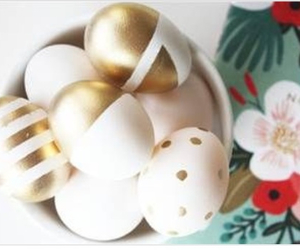 design, easter, and eggs image