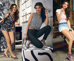 adidas, selena gomez, and Teen Vogue image