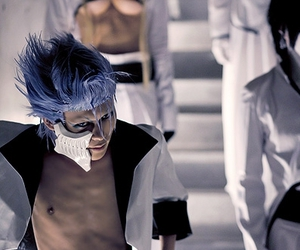 bleach, cosplay, and sword image