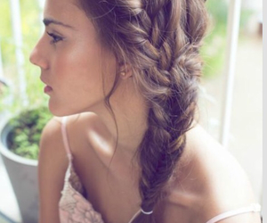 beautiful, pretty, and hairstyle image