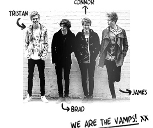 the vamps, james, and Connor image