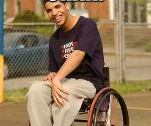 Drake, degrassi, and funny image
