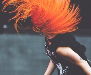 paramore, hair, and hayley williams image