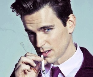 cigarrette, gay, and mattbomer image