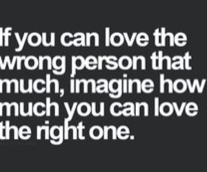 quote, love, and Right image