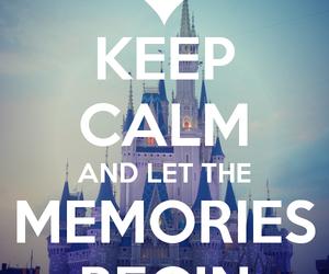 disney, Dream, and keep calm image