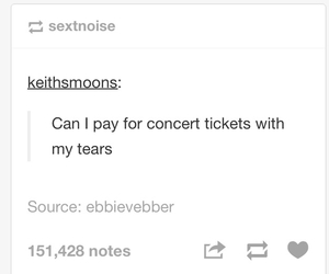 concert, funny, and post image