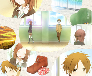 anime, kawaii, and isshuukan friends image