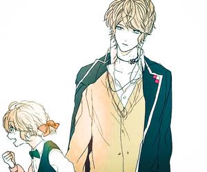 anime, diabolik lovers, and shu sakamaki image