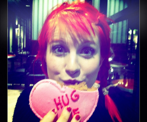 hayley williams, paramore, and hayley image