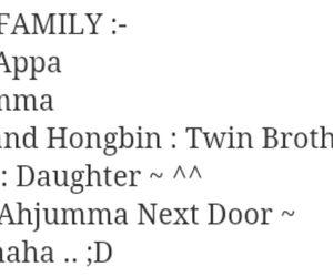 family, haha, and vixx image