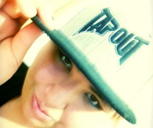 hat, tapout, and 2014 image