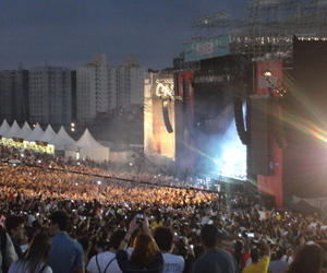 brazil, festival, and Lollapalooza image