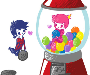 adventure time, marshall lee, and gumball image