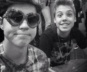 matthew espinosa, matt espinosa, and magcon tour image