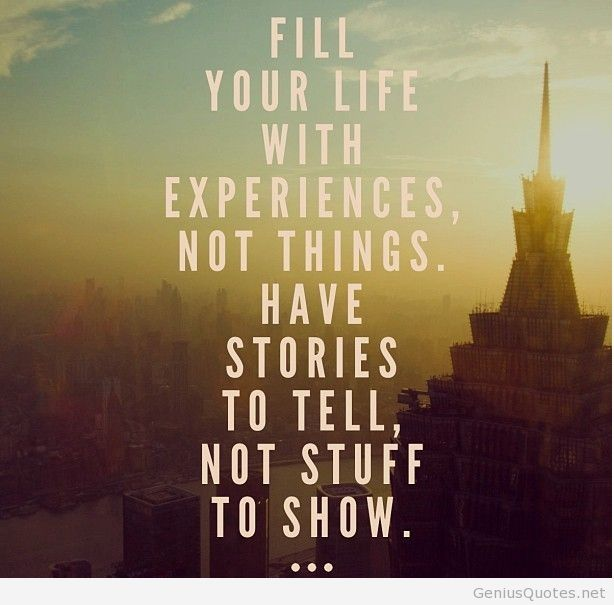 life experiences quotes uploaded by geniusquotes net