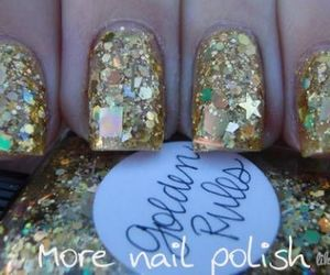<3, inspirations, and nails image