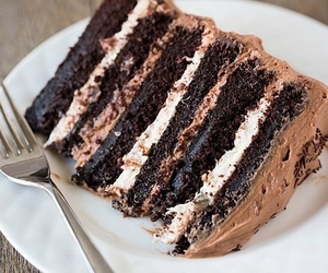 cake, delicious, and yuuuum image