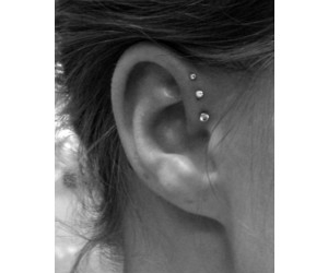ear and piercing image