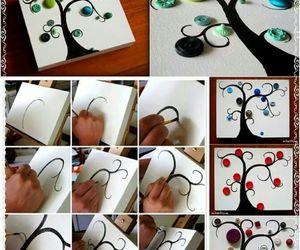 tree diy colors image