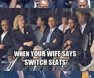 funny, obama, and lol image