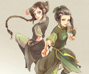 avatar and azula image