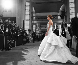 Jennifer Lawrence, oscar, and pretty image