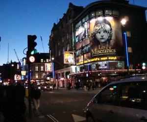 les miserables, london, and soho image