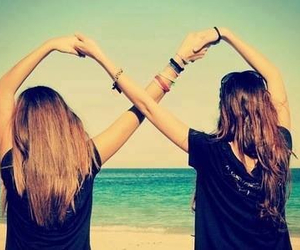 friends, infinity, and forever image