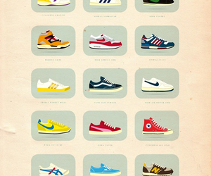shoes, converse, and nike image