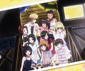 kaichou wa maid sama, anime, and summer image