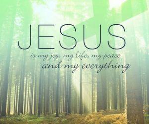 jesus, cross, and everything image