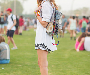 fashion, chanel, and festival image