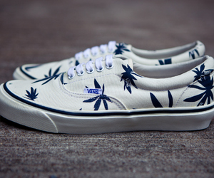 vans, shoes, and white image