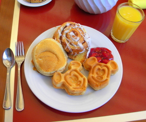delights, sweets, and walt disney image