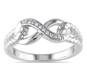 infinity, cute, and jewelry image