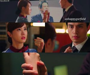 kdrama, love, and hotel king image