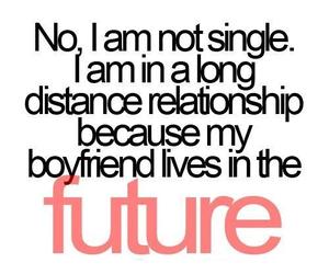 future, boyfriend, and single image