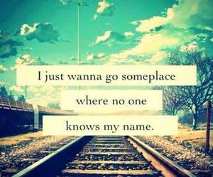alone, name, and someplace image