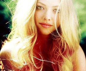 amanda seyfried and blonde image