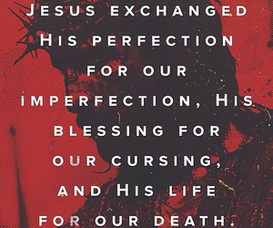 life, blessing, and jesus image