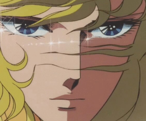 lady, lady oscar, and the rose of versailles image