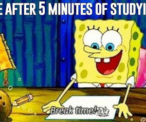 break, lol, and time image