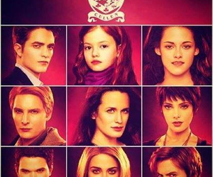 bella cullen, edward cullen, and The Cullens image