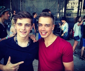 headhunterz and martin garrix image