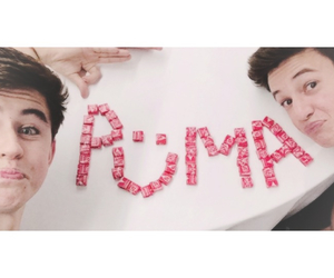 puma, cameron dallas, and nash grier image