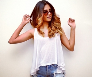 fashion, ombre, and style image